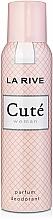 Perfumería y cosmética La Rive Cute Woman - Desodorante perfumado