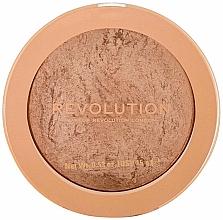 Perfumería y cosmética Polvo bronceador - Makeup Revolution Reloaded Powder Bronzer