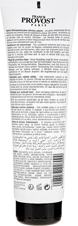 Acondicionador protector de color con extracto de colágeno y bayas de goji - Franck Provost Paris Jaime My Hair Conditioner — imagen N2