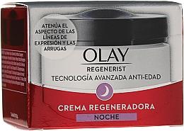 Perfumería y cosmética Crema de noche regeneradora - Olay Regenerist Regenerating Night Cream