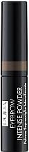 Perfumería y cosmética Densificador de cejas en polvo - Pupa Eyebrow Intense Powder