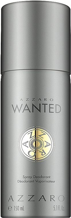 Azzaro Wanted - Desodorante en spray