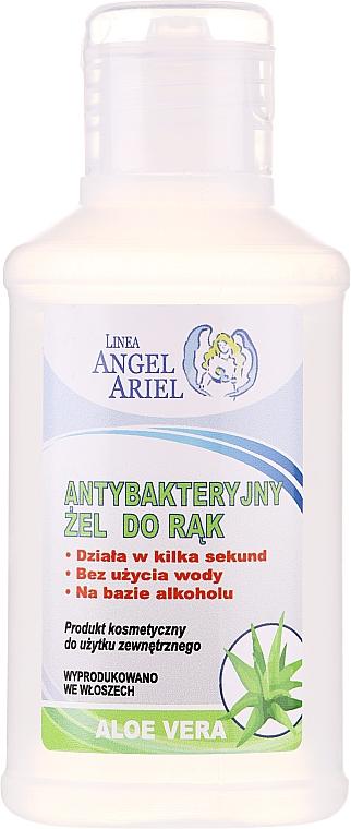 Gel de manos antibacteriano con extracto de aloe vera - Linea Angel Ariel Antibacterial Hand Gel Aloe Vera