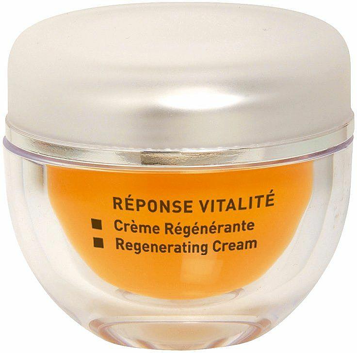 Crema facial regeneradora con extracto de limón - Matis Reponse Vitalite Regenerating cream — imagen N1