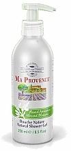Perfumería y cosmética Gel de ducha natural con aroma a flor de almendro - Ma Provence Shower Gel Almond