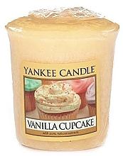 Perfumería y cosmética Vela aromática, magnolia champaca - Yankee Candle Vanilla Cupcake