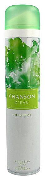 Chanson Dʻeau Original - Desodorante spray