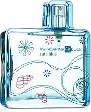 Perfumería y cosmética Mandarina Duck Cute Blue - Eau de toilette