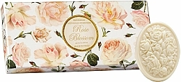 Perfumería y cosmética Set jabón artesanal con aroma a rosa - Saponificio Artigianale Fiorentino Rose Blossom