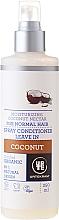 Perfumería y cosmética Spray acondicionador con coco - Urtekram Coconut Spray Conditioner