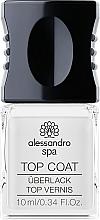 Perfumería y cosmética Top coat, UV/LED  - Alessandro International Top Coat
