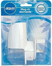 Perfumería y cosmética Difusor de aroma eléctrico - Airpure Plug-In Moments Unit