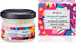 Perfumería y cosmética Gommage corporal con aceites de aguacate y nopal - Baija Delirium Floral Gommage Corps Delirium Scrub