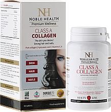 Perfumería y cosmética Complemento alimenticio para cuerpo, uñas y cabello - Noble Health Kolagen Class A