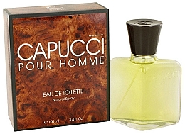 Perfumería y cosmética Capucci Man - Eau de toilette