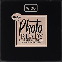 Perfumería y cosmética Polvo prebase y fijador de maquillaje 2en1 - Wibo Photo Ready Mix Powder