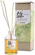 Perfumería y cosmética Difusor limoncillo natural 100% aceite esencial con jarroncito - We Love The Planet Light Lemongras Diffuser