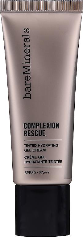 Crema en gel hidratante con color y protección solar - Bare Escentuals Bareminerals Complexion Rescue Tinted Hydrating Gel Cream