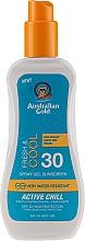 Perfumería y cosmética Spray gel protector solar - Australian Gold Sunscreen Spf 30 X-Treme Sport Spray Gel Active