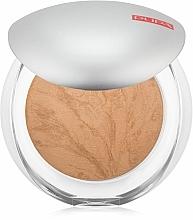 Perfumería y cosmética Polvo facial compacto cocido - Pupa Luminys Silky Baked Face Powder