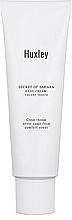 Perfumería y cosmética Crema de manos con extracto de opuntia - Huxley Hand Cream Velvet Touch