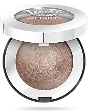 Perfumería y cosmética Sombras de ojos horneados con efecto iluminador - Pupa Vamp! Wet & Dry Eyeshadow