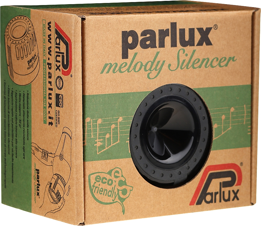 Silenciador para secador - Parlux Melody Silencer — imagen N2