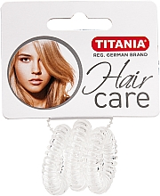 Perfumería y cosmética Coleteros espirales, transparentes - Titania Anti Ziep
