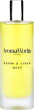 Perfumería y cosmética Ambientador spray con aroma a albahaca y lima - AromaWorks Light Range Room Mist