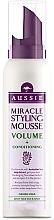 Perfumería y cosmética Espuma para volumen del cabello con algas marinas - Aussie Mousse Miracle Styling For Volume & Conditioning