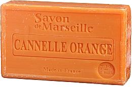 Perfumería y cosmética Jabón natural con aroma a naranja & canela - Le Chatelard 1802 Soap Orange & Cinnamon