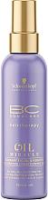 Perfumería y cosmética Acondicionador regenerador con aceite de higo de berbería y queratina - Schwarzkopf Professional Bonacure Oil & Micro Keratin Milk