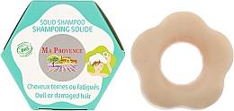 Perfumería y cosmética Champú sólido bio orgánico con manteca de karité y extracto de caléndula - Ma Provence Solid Shampoo
