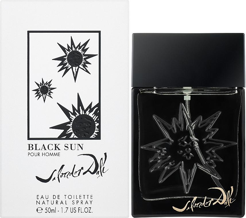 Salvador Dali Black Sun - Eau de toilette — imagen N2