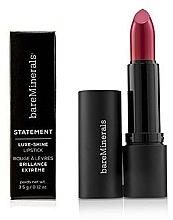 Perfumería y cosmética Barra de labios brillante en color duradero - Bare Escentuals Bare Minerals Statement Luxe Shine Lipstick