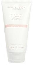 Perfumería y cosmética Gel facial limpiador con aceite de uva, vegano - Revolution Skincare Melting Gel Cleanser