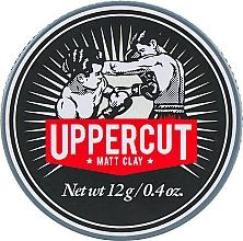 Perfumería y cosmética Arcilla mate para cabello de fijación fuerte - Uppercut Deluxe Matt Clay (mini)