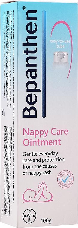 Crema protectora de pañal con aceite de almendras dulces - Bepanthen Baby Protective Salve