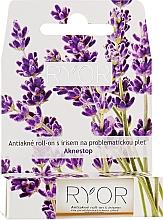 Perfumería y cosmética Roll-on antiacné con extracto de iris - Ryor Aknestop Roll-On With Iris