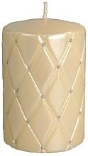 Perfumería y cosmética Vela decorativa color crema 10cm - Artman Florence Candle