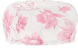 Perfumería y cosmética Gorro de ducha, 9298, flores rosa - Donegal Shower Cap