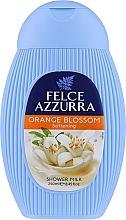 Perfumería y cosmética Leche de ducha con aroma a flores de naranja - Felce Azzurra Shower-Gel