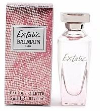 Perfumería y cosmética Balmain Extatic - Eau de toilette (mini)