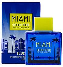 Perfumería y cosmética Antonio Banderas Blue Seduction Miami - Eau de toilette