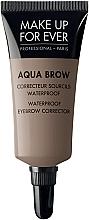 Perfumería y cosmética Corrector de cejas resistente al agua - Make Up For Ever Aqua Brow Wateproof Eyebrow Corrector