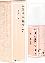 Perfumería y cosmética BB crema facial con alantoína, vitamina E y ácido hialurónico - Beaute Mediterranea BB Cream