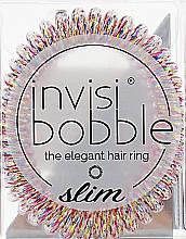 Perfumería y cosmética Coletero espiral de silicona - Invisibobble Slim Vanity Fairy