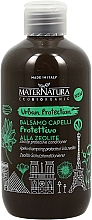 Perfumería y cosmética Champú protector con algas kambú - MaterNatura Detox Shampoo