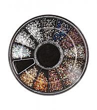 Perfumería y cosmética Perlas decorativas de uñas - Peggy Sage Micro Diamond