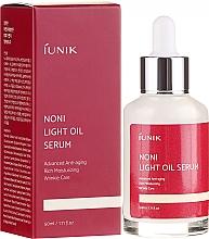 Perfumería y cosmética Sérum facial con extracto de noni - iUNIK Noni Light Oil Serum
